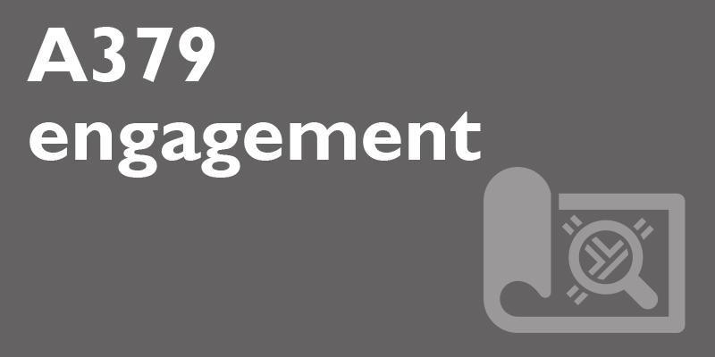 A379 engagement