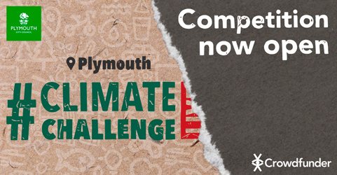 Competition time! Plymouth Climate Challenge LIVE