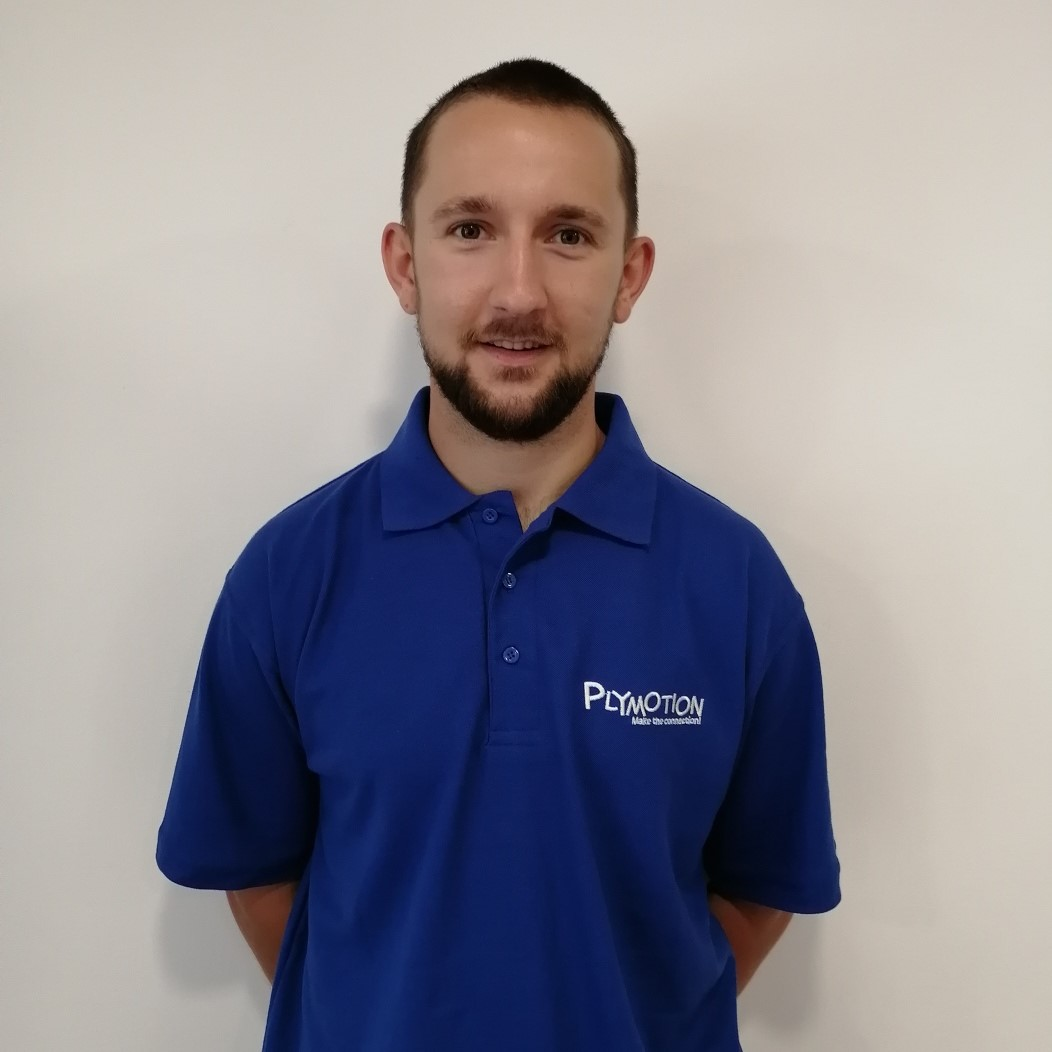 Billy - part of the Plymotion team