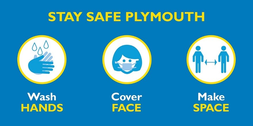 Stay safe in Plymouth image