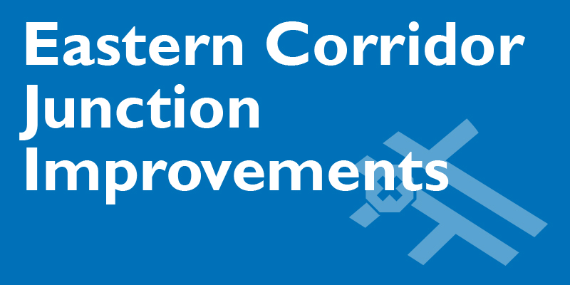 Eastern Corridor Junction Improvements Scheme (Plymouth Road)