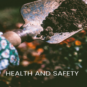 Health and Safety for Friends Group