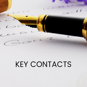 Key contacts for Friends Groups
