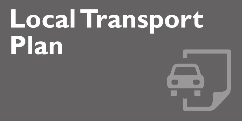 Local Transport Plan