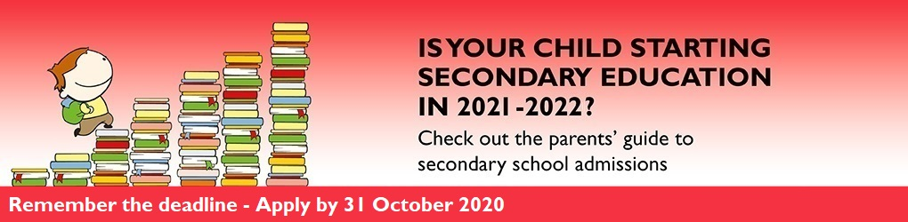 Secondary Admissions