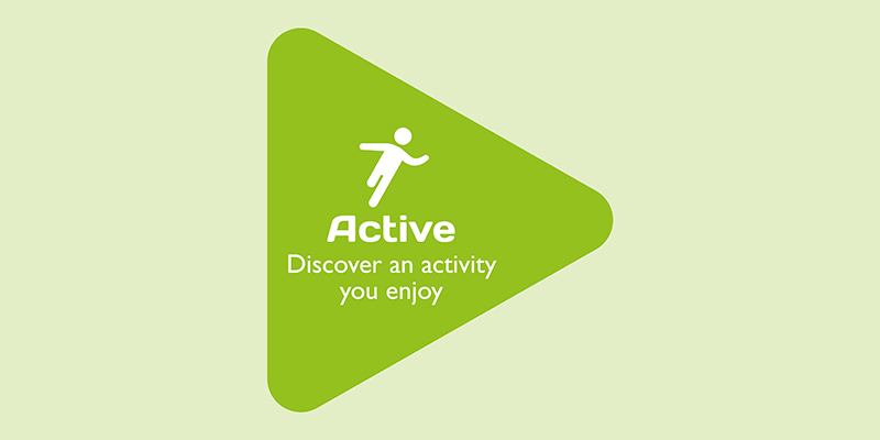 Active: Find an activity you enjoy