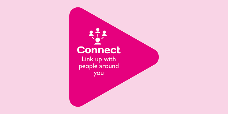 Connect: Link up with people