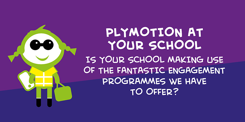Plymotion at your school
