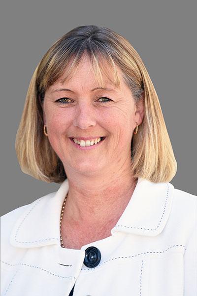 Councillor Sally Haydon