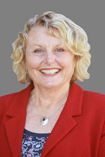 Photo of Councillor Sue Dann, Cabinet member for Street Scene and the Environment