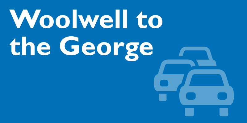 Woolwell to The George Junction