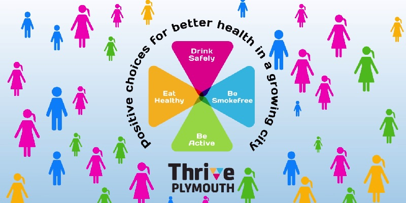 About Thrive Plymouth