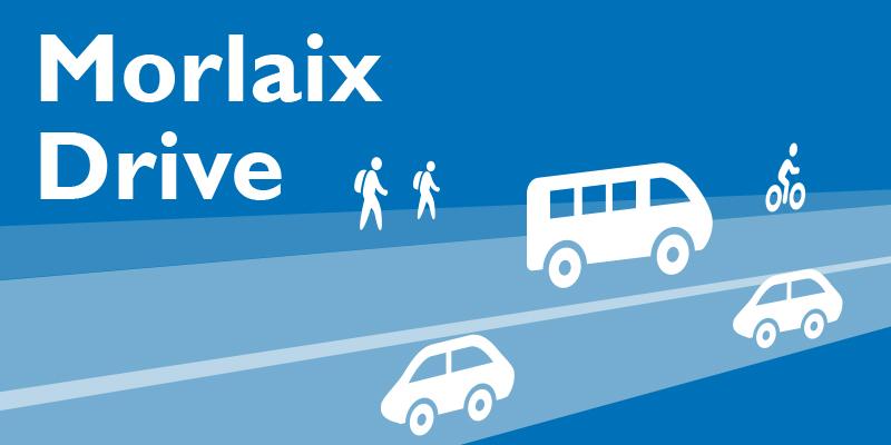 Morlaix Drive Access Improvements