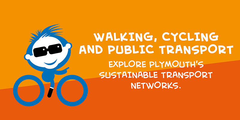 Walking, cycling and public transport