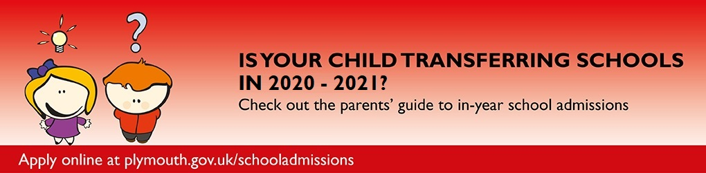 In-Year Admissions 20-21