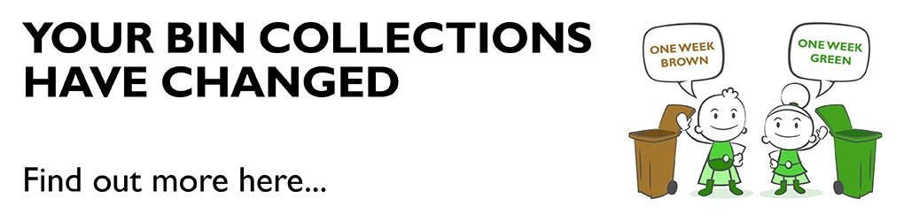 Changes to bin collections