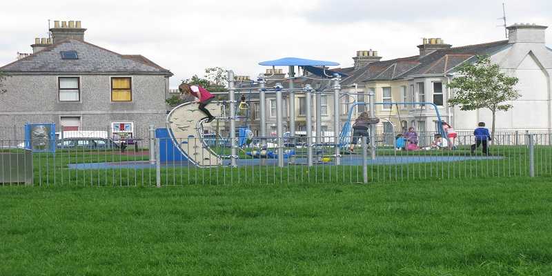Image of Astor Park play park