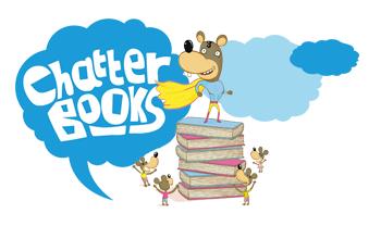 Chatterbooks logo