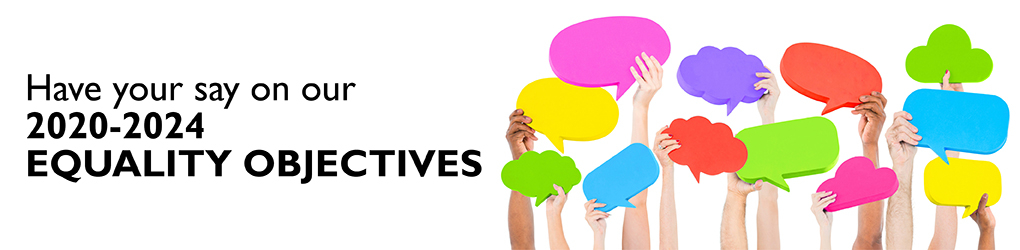 Equality Objectives