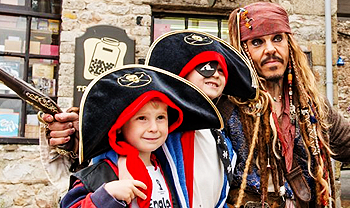 Plymouth Pirate Weekend
