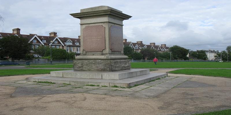 memorial status in freedom fields