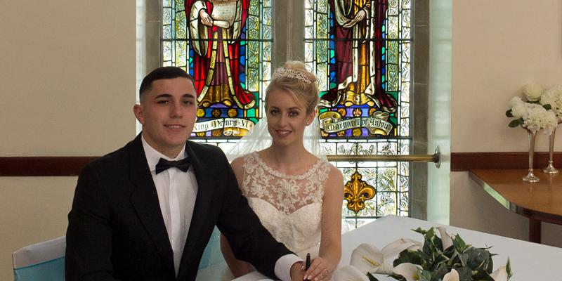 Guildhall weddings - Charter Room