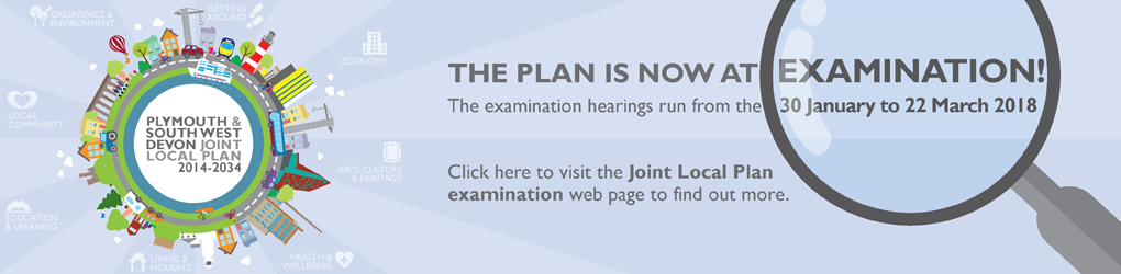 Joint Local Plan Examination