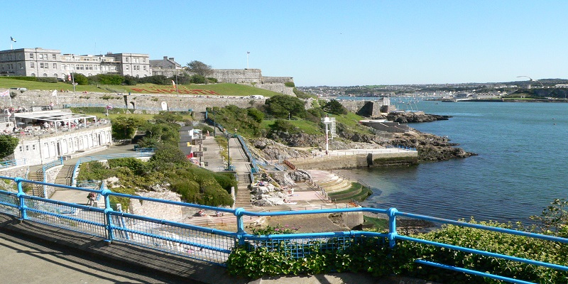 Plymouth Hoe Foreshore