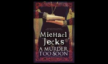 Michael Jecks book cover