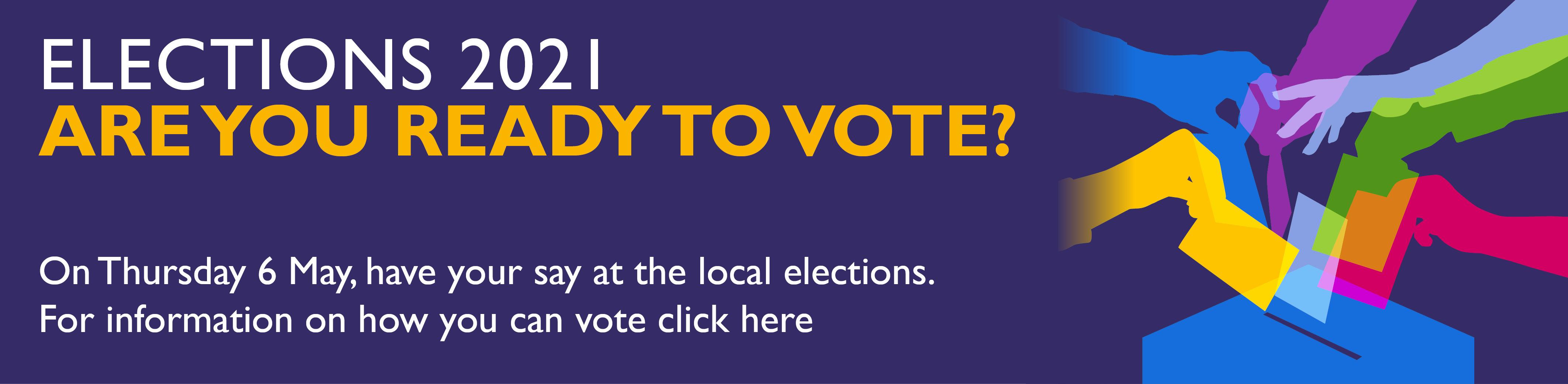 Voting 2021 image