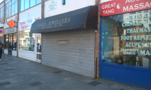 Image of shop front