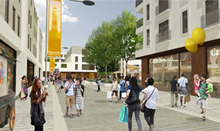 Colin Campbell Court artist's impression