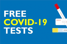 Free rapid COVID-19 test