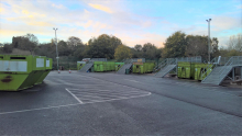 image showing Weston Mill recycling centre